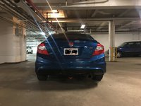 Picture of 2012 Honda Civic Si, exterior, gallery_worthy
