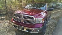 Picture of 2015 Ram 1500 Big Horn Crew Cab 4WD, exterior, gallery_worthy