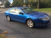 2011 Ford Fusion Picture Gallery