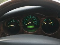 Picture of 2002 Jaguar XK-Series XKR Convertible, interior, gallery_worthy