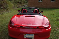 Picture of 2015 Porsche Boxster Base, exterior, gallery_worthy