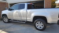 Picture of 2016 Chevrolet Colorado LT Extended Cab 6ft Bed, exterior, gallery_worthy
