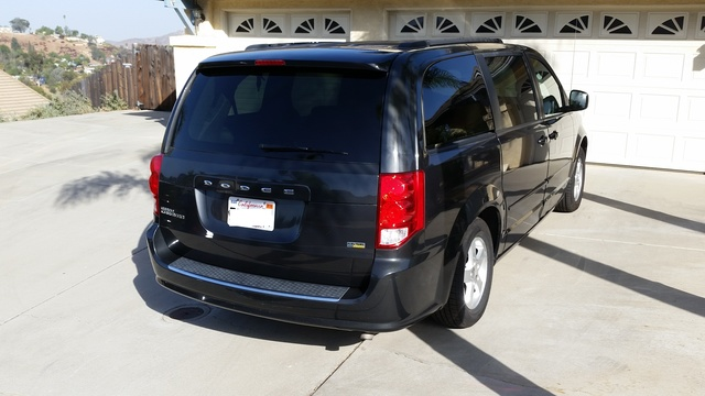 Picture of 2012 Dodge Grand Caravan American Value Package