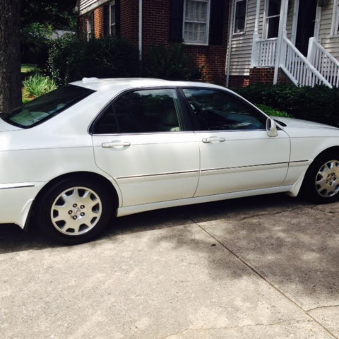 Picture of 2004 Acura RL 3.5 FWD with Navigation, exterior, gallery_worthy