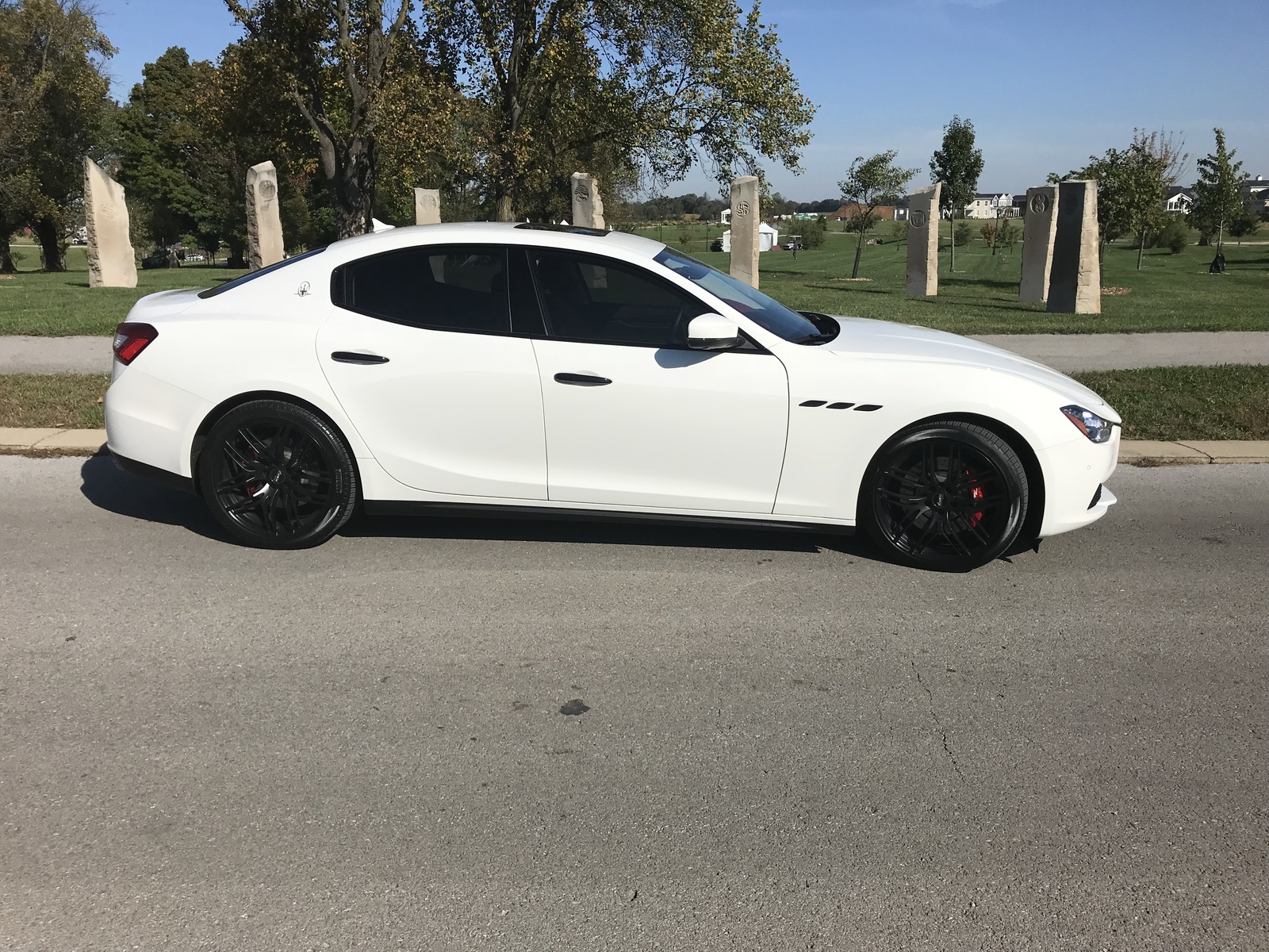 Picture of 2017 Maserati Ghibli S Q4 3.0L AWD