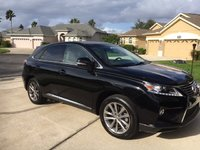Picture of 2014 Lexus RX 450h FWD, exterior, gallery_worthy