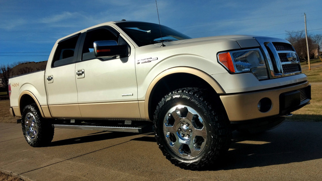 Picture of 2012 Ford F-150 Lariat SuperCab