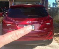 Picture of 2015 Hyundai Tucson SE AWD, exterior, gallery_worthy