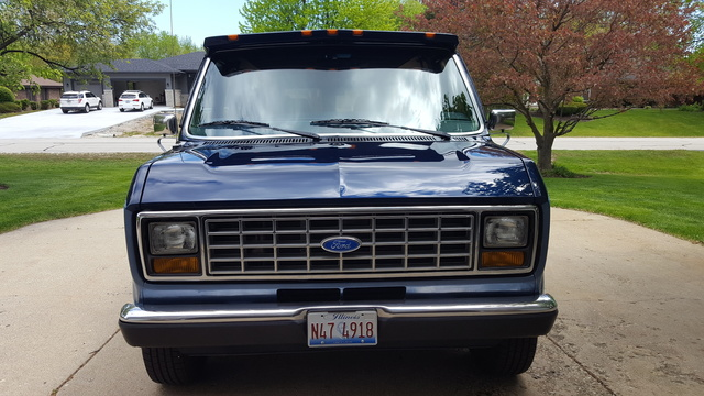 Picture of 1991 Ford E-Series E-150 XLT Club Wagon Ext, exterior, gallery_worthy