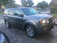 Picture of 2012 Honda Pilot EX-L, exterior, gallery_worthy