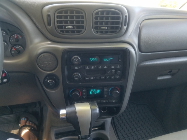 2006 Chevrolet TrailBlazer - Interior Pictures - CarGurus