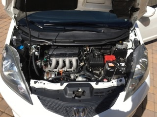 Picture of 2013 Honda Fit Base, engine, gallery_worthy