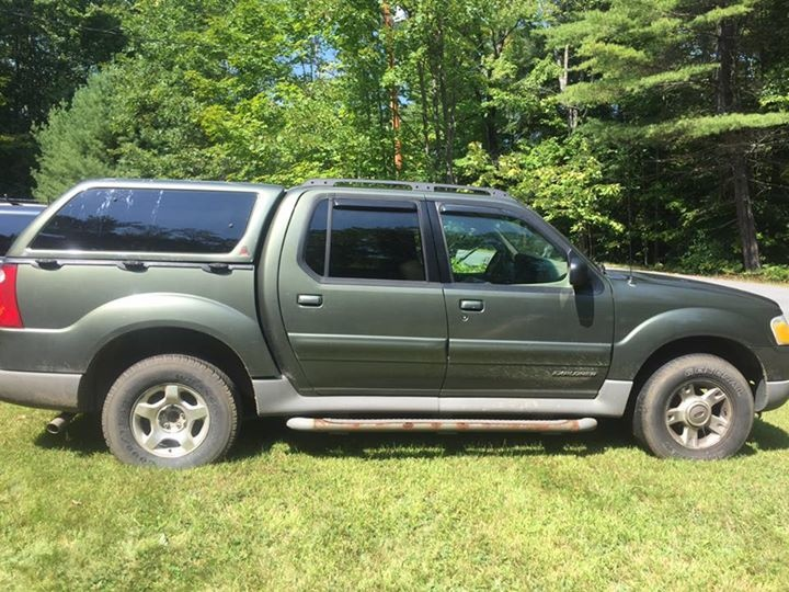 Ford Explorer Sport Trac Questions I Have A 2001 Ford