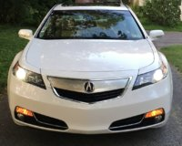 Picture of 2012 Acura TL FWD with Tech Package, exterior, gallery_worthy