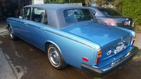 1974 Rolls-Royce Silver Shadow Overview