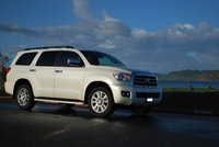 Picture of 2010 Toyota Sequoia Platinum 5.7L 4WD, exterior, gallery_worthy