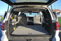 Picture of 2010 Toyota Sequoia Platinum 5.7L 4WD, interior, gallery_worthy