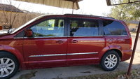 2016 Chrysler Town & Country Touring, 2016 Chrysler T&C Touring - side, exterior, gallery_worthy
