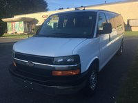 Picture of 2013 Chevrolet Express Cargo 2500 Extended RWD, exterior, gallery_worthy