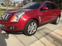 Picture of 2016 Cadillac SRX Premium, exterior, gallery_worthy