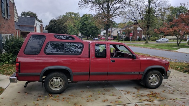 Picture of 1991 Dodge Dakota 2 Dr SE Standard Cab SB