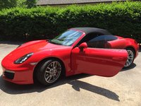 Picture of 2014 Porsche Boxster S, exterior, gallery_worthy