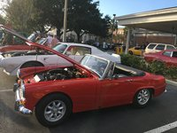 1968 Austin-Healey Sprite Overview