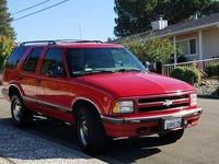 Picture of 1997 Chevrolet Blazer LT 4-Door 4WD, exterior, gallery_worthy