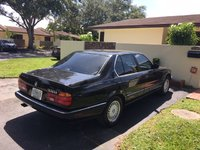 Picture of 1992 BMW 7 Series 735i RWD, exterior, gallery_worthy