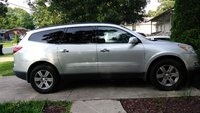 Picture of 2010 Chevrolet Traverse LT2, exterior, gallery_worthy