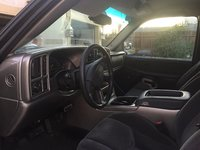 Picture of 2003 GMC Sierra 1500 SLE 4WD Extended Cab SB, interior, gallery_worthy