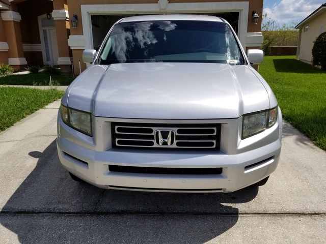 Picture of 2008 Honda Ridgeline RTS