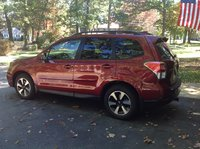 Picture of 2017 Subaru Forester 2.5i Premium, exterior, gallery_worthy