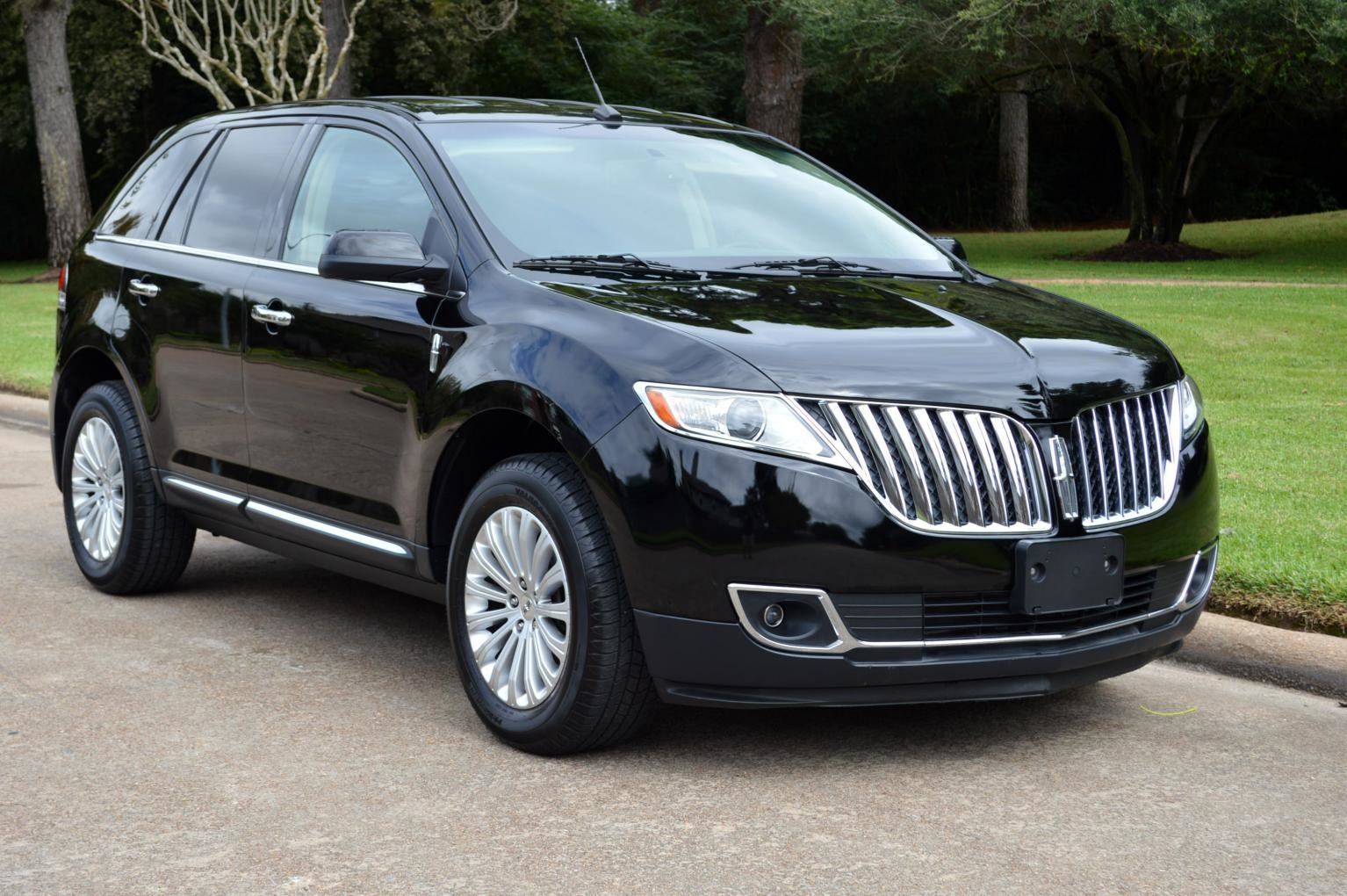2012 Lincoln Mkx Test Drive Review Cargurus