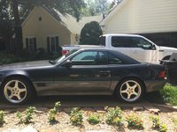 Picture of 1995 Mercedes-Benz SL-Class SL 500, exterior, gallery_worthy