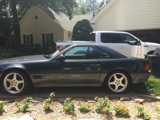 Picture of 1995 Mercedes-Benz SL-Class SL 500
