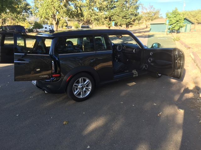 Picture of 2013 MINI Cooper Clubman S