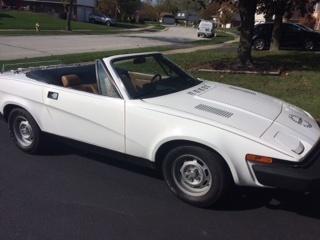 Picture of 1979 Triumph TR7