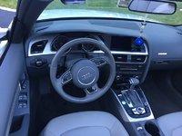 Picture of 2016 Audi A5 2.0T quattro Premium Cabriolet AWD, interior, gallery_worthy