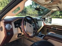 Picture of 2013 Ford F-350 Super Duty King Ranch Crew Cab LB 4WD, interior, gallery_worthy