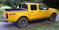 Picture of 2004 Nissan Frontier 4 Dr XE 4WD Crew Cab SB, exterior, gallery_worthy