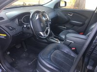 Picture of 2010 Hyundai Tucson Limited AWD, interior, gallery_worthy