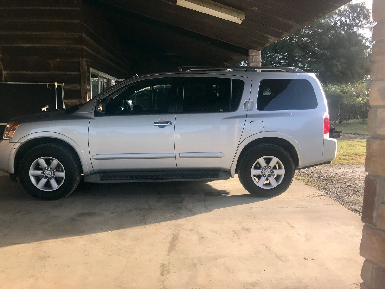 Picture of 2011 nissan armada sl 4wd exterior gallery_worthy