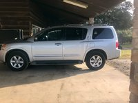 Picture of 2011 Nissan Armada SL 4WD, exterior, gallery_worthy