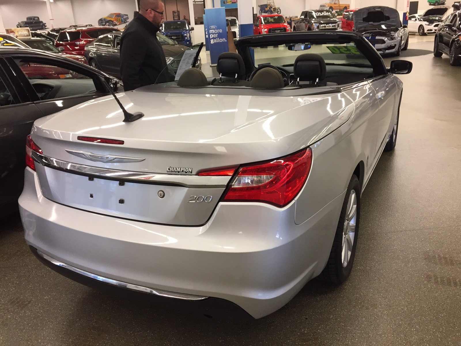 Picture of 2011 chrysler 200 touring convertible exterior gallery_worthy