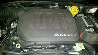 Picture of 2014 Chrysler Town & Country 30th Anniversary, engine, gallery_worthy