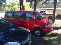 Picture of 2000 Volkswagen EuroVan 3 Dr GLS Passenger Van, exterior, gallery_worthy