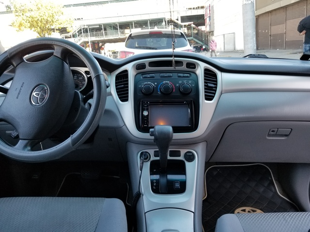 Picture Of 2007 Toyota Highlander Base AWD, Interior, Gallery_worthy