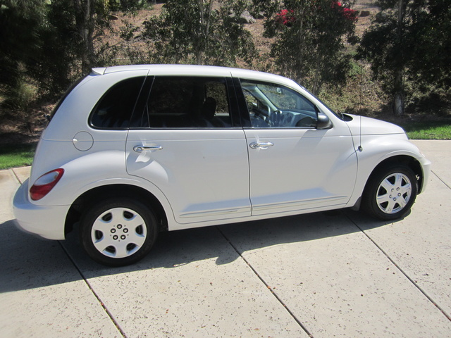 Picture of 2009 Chrysler PT Cruiser Base, exterior, gallery_worthy