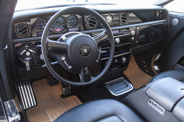 Picture of 2010 Rolls-Royce Phantom Drophead Coupe Convertible, interior, gallery_worthy